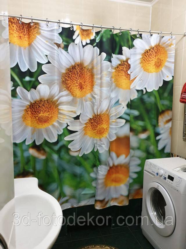 тканини для фото штор в ванну