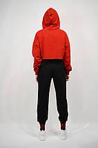 Костюм женский SOGO 104 M Красный с черным двойка, фото 3