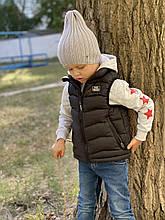 Демисезонная детская шапка ручной работы.