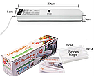 Вакуумний пакувальник FreshpackPRO. побутової домашній вакууматор Freshpack PRO вакууматорпіщі для будинок, фото 10