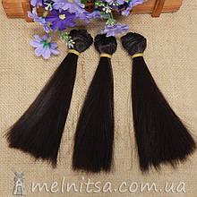 Волосы для кукол 100х15 см, цвет № 2