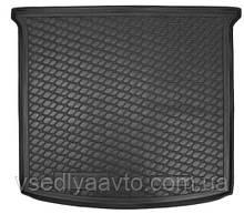 Коврик в багажник Volkswagen Touran с 2015- (AVTO-GUMM) пластик+резина