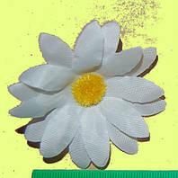 Головка ромашки белой 6 см, фото 1