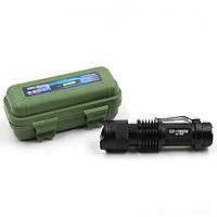 Ліхтар світлодіодний Bailong Police BL-8468-525 usb micro charge ліхтарик акумуляторний ручний