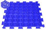 Акупунктурний масажний килимок Лотос 4 елемента, фото 3