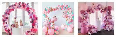 Гелієві кульки, арки, фотозони