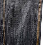 Агроткань против сорняков, BLACK, 110г, 0,4х100м,  ATBK11004100, фото 3