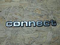 Значок Эмблема Логотип Ford Connect зад, фото 1