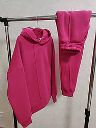 Женский спортивный костюм. Цвет малина. Размер S, M, L, XL