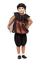 Детский карнавальный маскарадный костюм Жук рост: от 110 до 134 см
