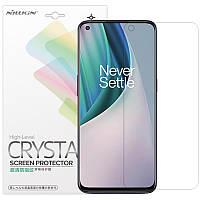 Защитная пленка Nillkin Crystal для OnePlus Nord N10 5G
