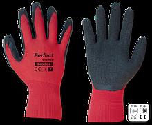 Перчатки защитные PERFECT GRIP RED латекс, размер  7, RWPGRD7