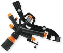 """Ороситель пульсирующий, пластиковый, РВ  1"""" AQUAJET (ø36метров), ECO LINE, AJ-TS6010"""