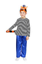 Дитячий карнавальний маскарадний костюм Божа корівка зростання: від 110 до 128 см