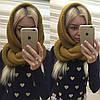 """Шарфик """"Восьмерка"""" (разные цвета), фото 2"""