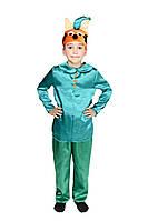 Детский карнавальный маскарадный костюм кот Компот три кота рост: 110/116, 118/124, 126/134