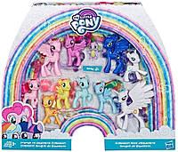 Набор Друзья Эквестрии из 11 пони (My Little Pony Friends of Equestria Collection Pack of 11 Figures)