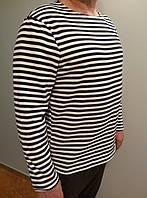 Тельняшка трикотажная мужская на байке с начесом  размер 54,56,58,60.