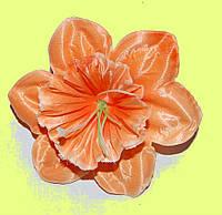 Головка нарцисс атлас 11 см, фото 1
