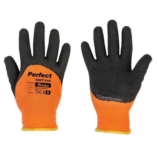 Захисні рукавички PERFECT SOFT FULL латекс, розмір 10, RWPSF10