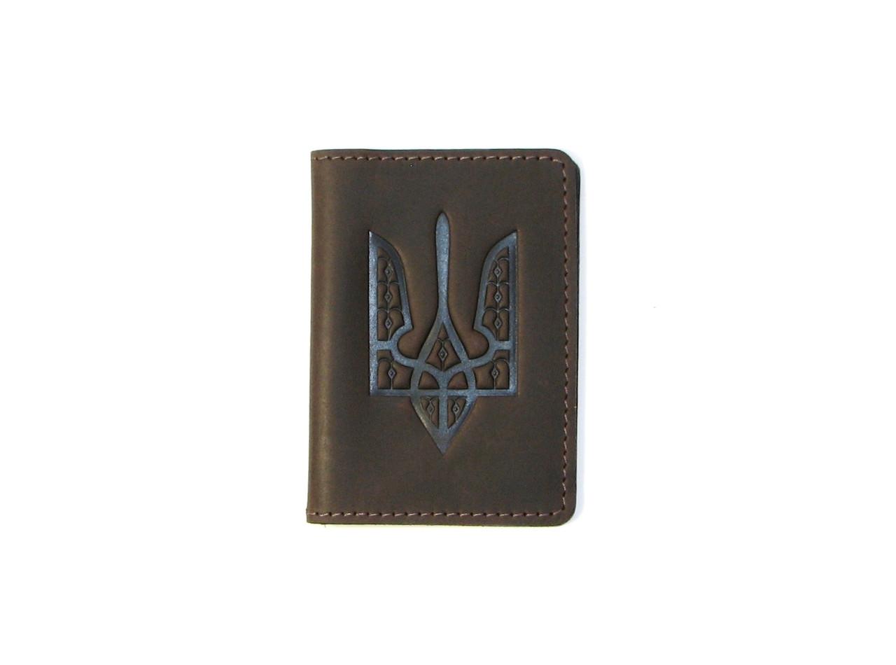 Визитница книжечка (обложка для id паспорта) G9449F