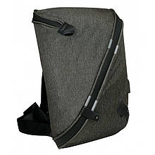 Сумка слінг Rovicky BAG-BP-03-3415 Black