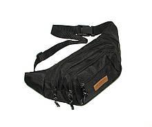 Сумка на пояс (бананка) Rovicky BAG-WB-02-4023 BLACK