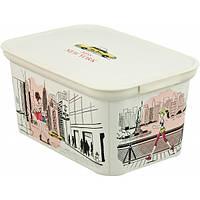 Коробка для хранения Curver Amsterdam 04729, фото 1