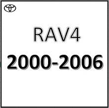 Toyota RAV4 2000-2006
