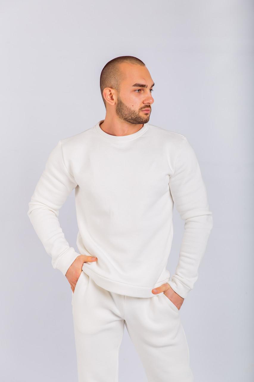 Мужской костюм Свитшот+штаны (2нитка)