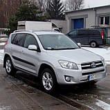 Молдинги на двері для Toyota RAV-4 2005-2012, фото 2