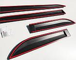 Молдинги на двері для Toyota RAV-4 2005-2012, фото 10