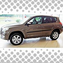 Молдинги на двері Toyota для RAV-4 2005-2012
