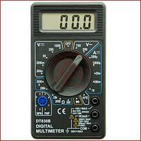 Мультиметр универсальный Digital DT-830B, вольтметр, амперметр (Оригинал)