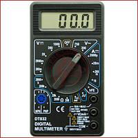 Мультиметр с прозвонкой универсальный Digital DT-832 оригинал