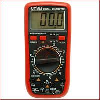 Мультиметр цифровий Digital VC-61A, термопара, вимірювач ємності, вольтметр, амперметр