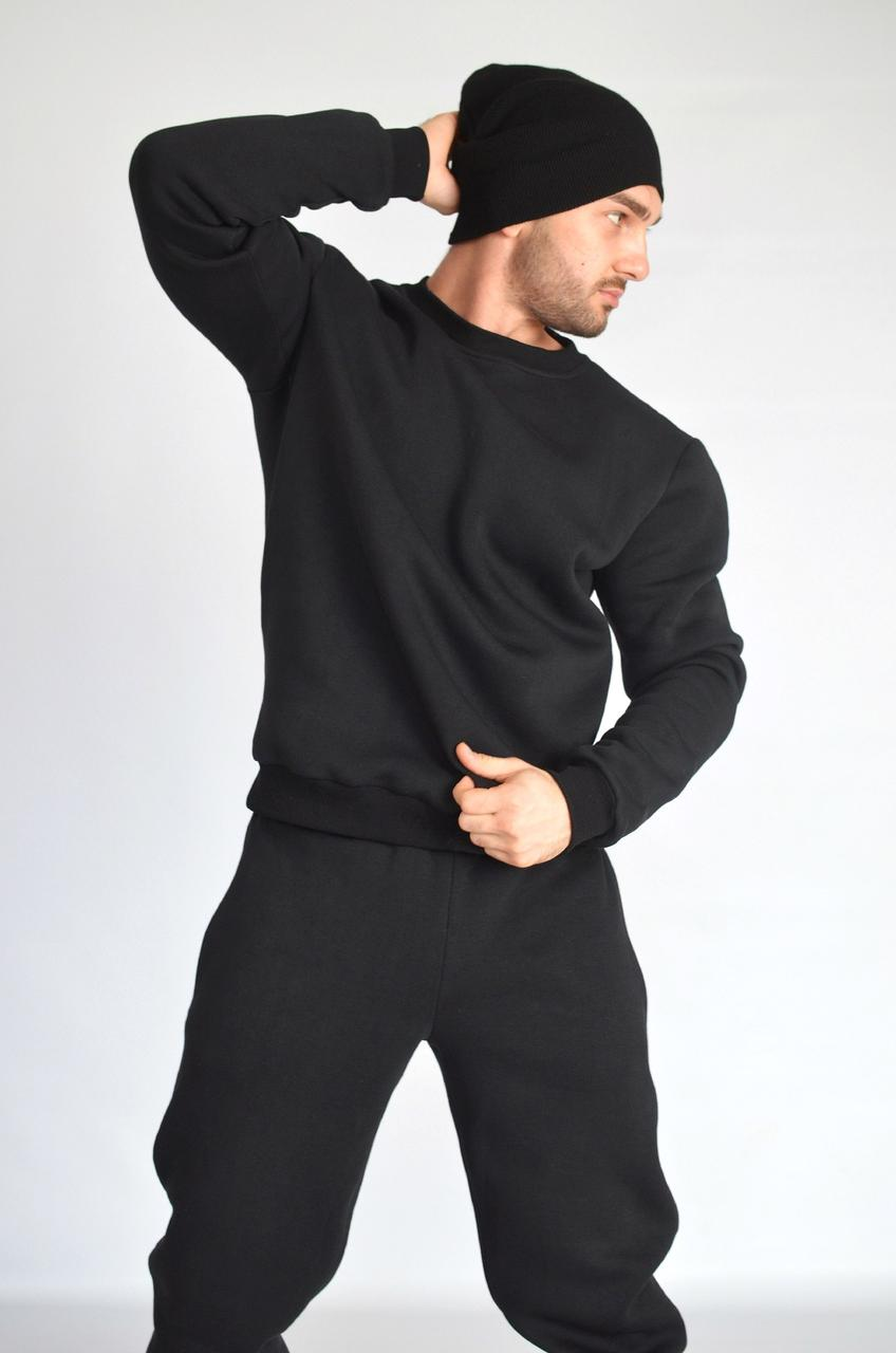 Мужской костюм Свитшот+штаны (3нитка)