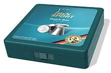 Коробка для куль H&N Match Box на 100 куль калібру 4,5 мм