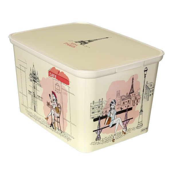 Коробка для хранения Curver Amsterdam 04730