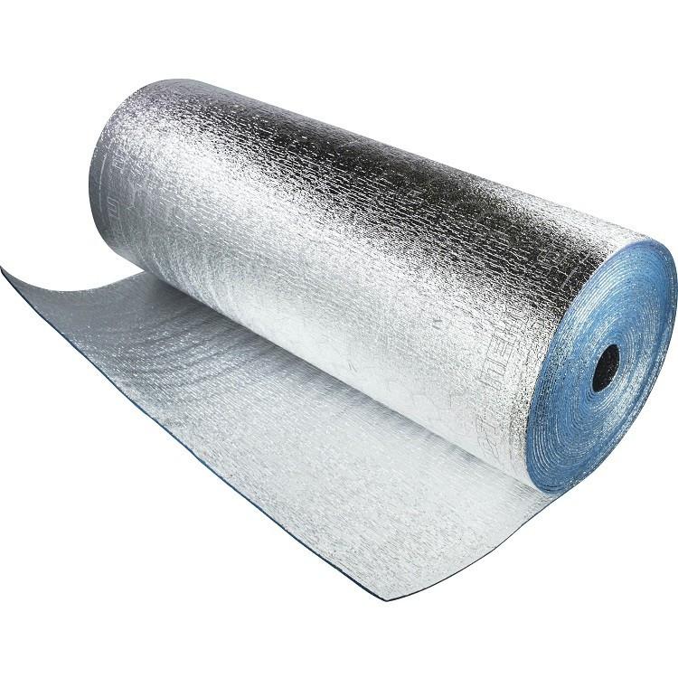 Газовспененный поліетилен фольгований з двох сторін 10 мм