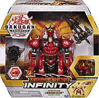 Бакуган Трансформер Драгоноид Bakugan Dragonoid Infinity Transforming Figure