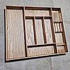 Лоток для столовых приборов от 500мм, Lot k1307. (индивидуальные размеры), фото 2