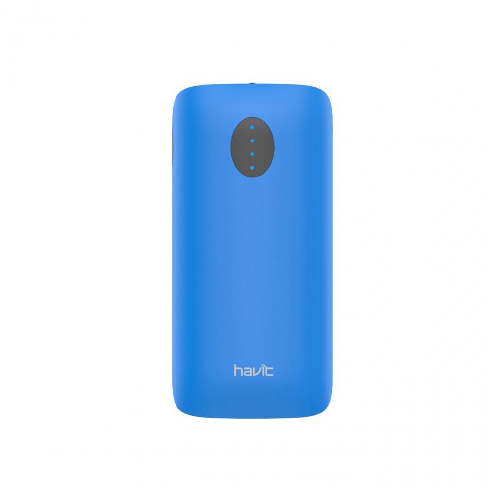 Зарядний пристрій Havit Power Bank HV-H515 4400mAh blue