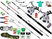 Универсальный набор для рыбалки,рыболовный набор,рыболовные наборы и комплекты для рыбалки,Наборы для рыбалки!