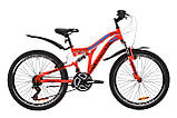 "Велосипед 24"" Discovery ROCKET, фото 3"