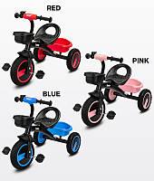 Детский трехколесный велосипед Caretero (Toyz) Embo