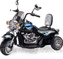 Електромотоцикл Caretero (Toyz) Black Rebel
