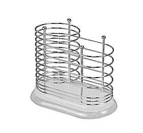 Сушилка для столовых приборов сушка органайзер Stenson MH-0849 18 х 10 х 17 см