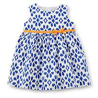 Стильное платье для девочки Картерс (США)