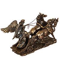 Статуэтка Ника в колеснице (38 см) Veronese